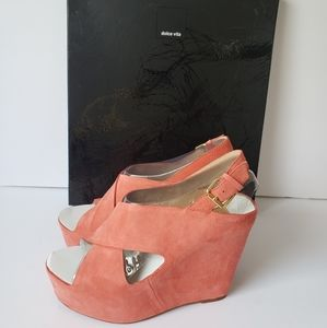 Dolce Vita Julie Wedges